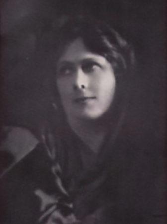 Isadora Duncan Portlait Photo by Arnold Genthe