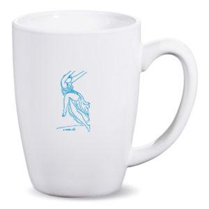 Mary Sano Studio of Duncan Dancing 20th Anniversary Mug Cup