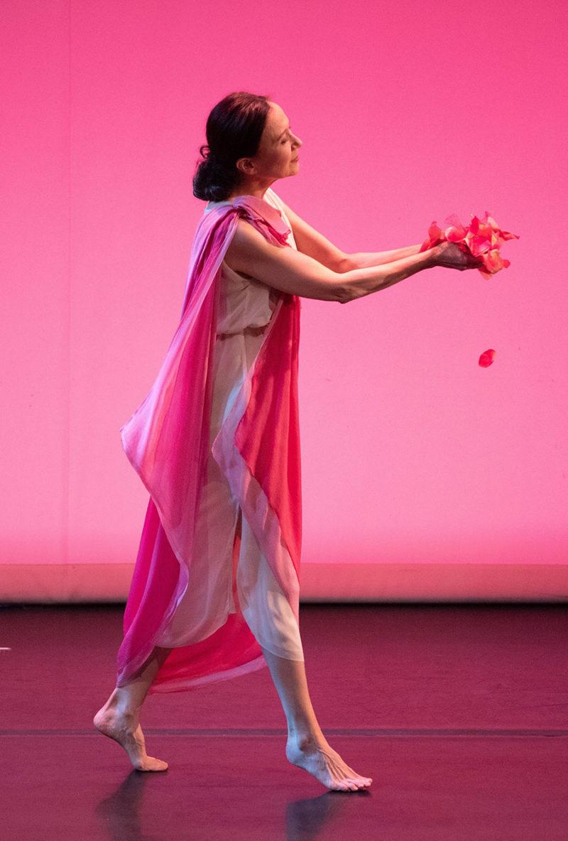 Mary Sano danicng Brahms waltz